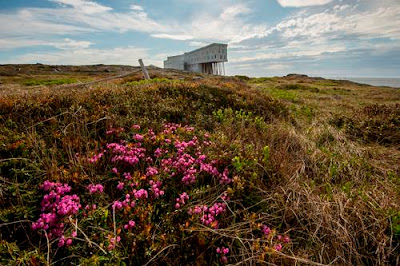 Fogo Island Inn and Fishers' Loft Newfoundland Canada