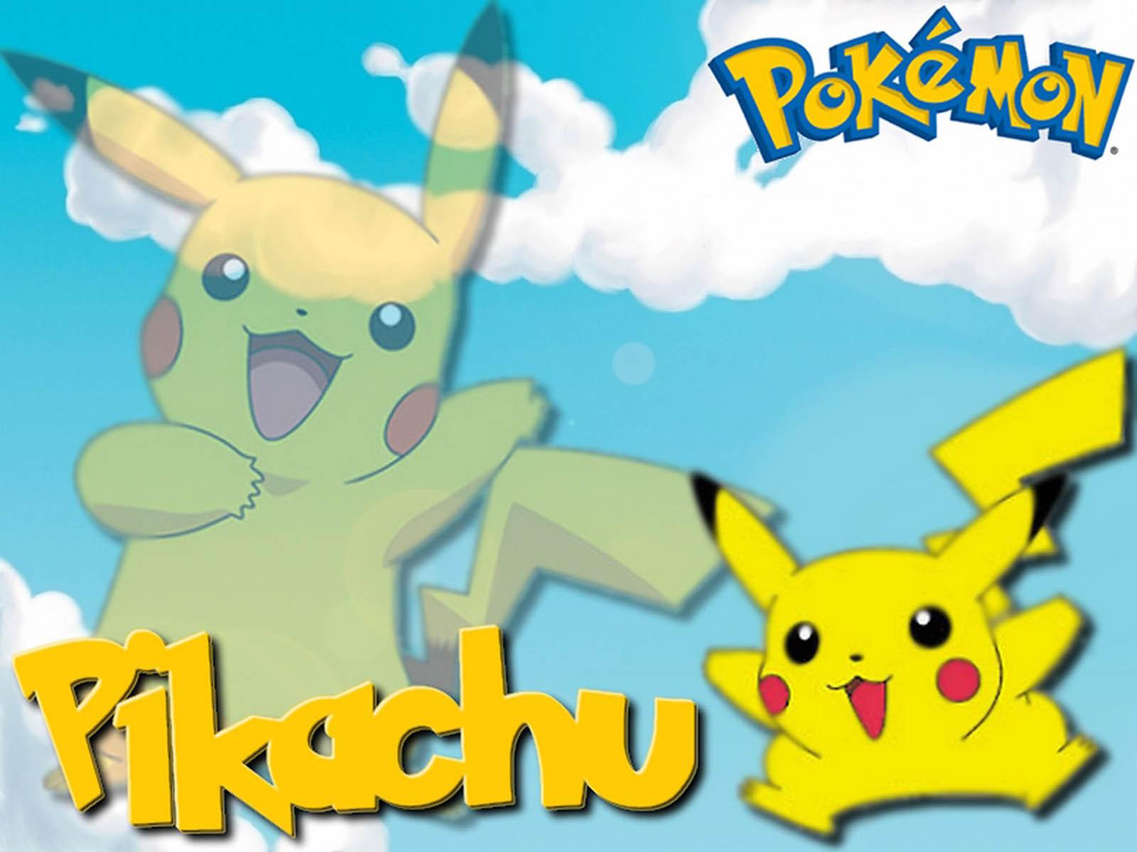pikachu pokemon wallpaper - photo #16