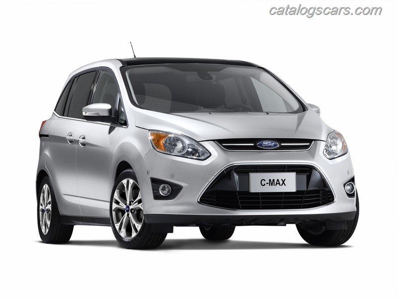 صور سيارة فورد سى ماكس 2013 - اجمل خلفيات صور عربية فورد سى ماكس 2013 -Ford C-MAX Photos Ford-C-MAX-2012-01.jpg