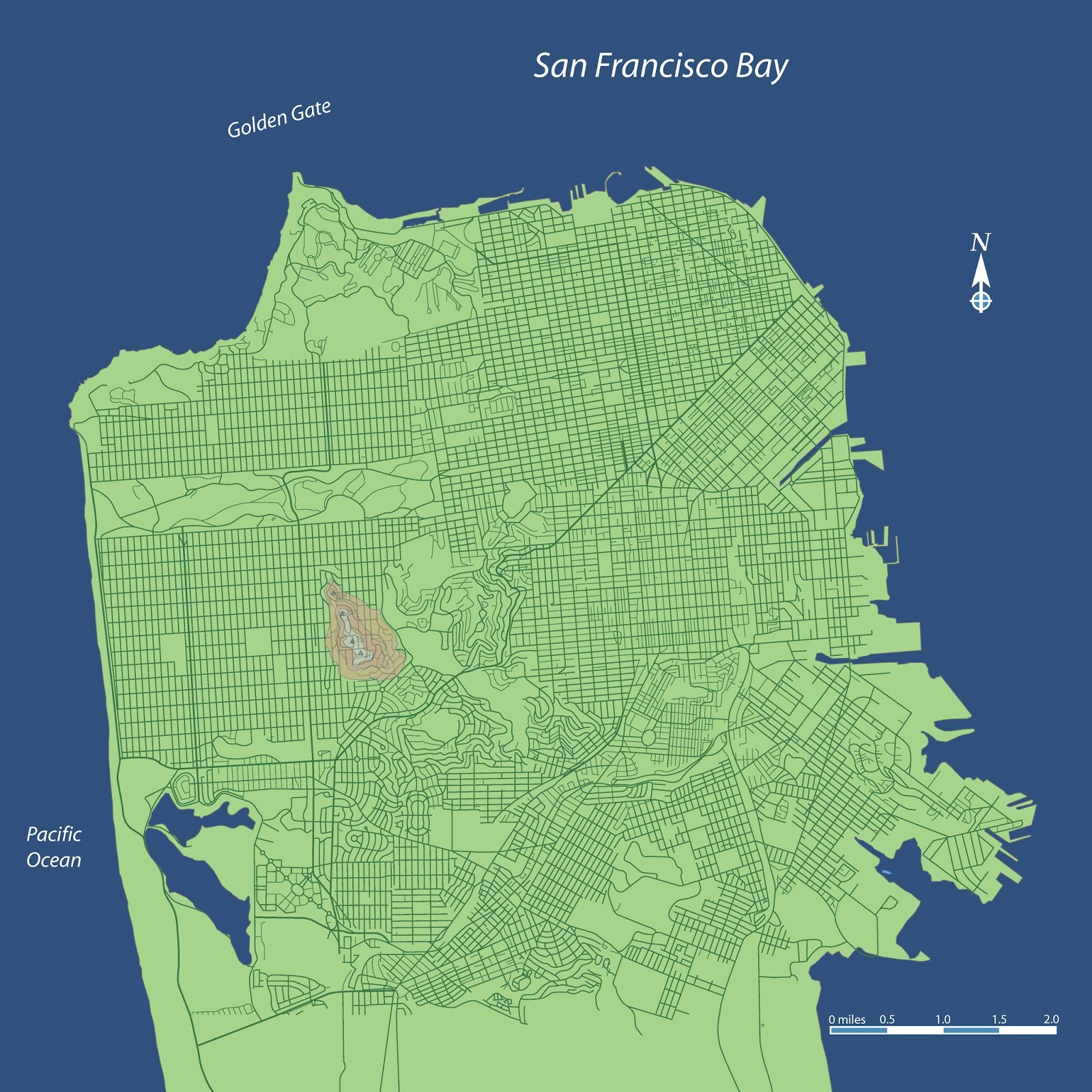 Forgotten Hills: Golden Gate Heights or Sunset Heights on san fran neighborhoods, map of resources, map of independence, ca, rent san francisco map neighborhoods, map of san francisco area, map of castro, demographics of san francisco neighborhoods, map of san francisco sunset dist, map of books, map of home,