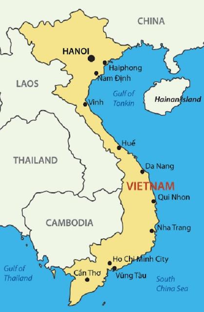 Batas Wilayah Negara Vietnam