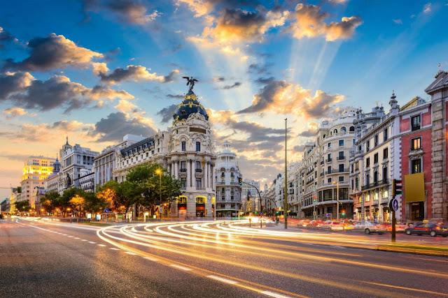 Những điểm đến đầy hấp dẫn tại Madrid