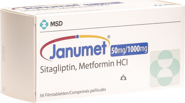 Why you may need Janumet to control Type 2 Diabetes Mellitus ?
