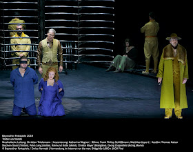 Richard Wagner: Tristan und Isolde - Bayreuth Festival 2019 (Photo Enric Nawrath)