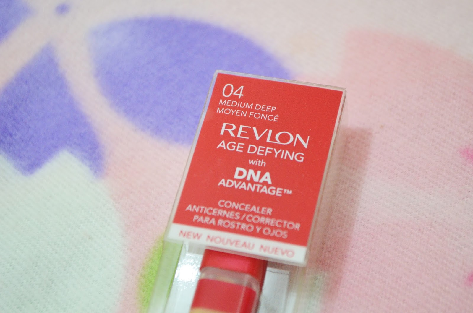 Revlon Age Defying with DNA Advantage Concealer Review