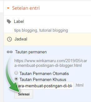 Cara Membuat Postingan di Blogger Khusus Pemula