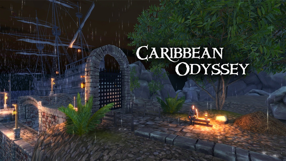 Caribbean Odyssey Download Poster
