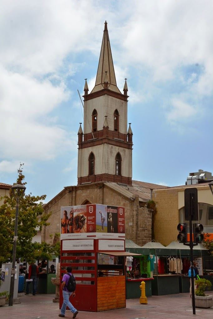 La Serena church