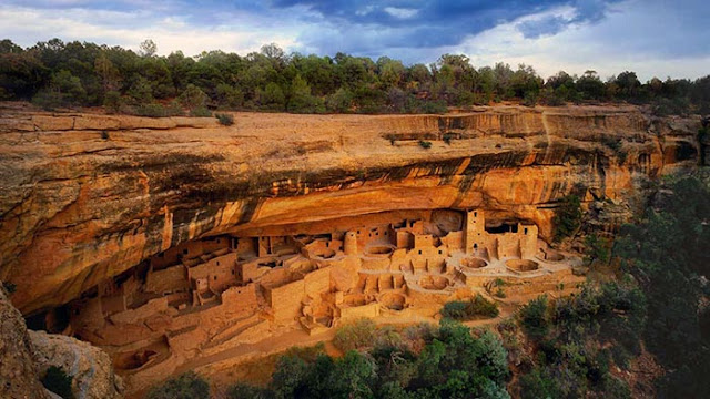 ancestrais dos Puebloans