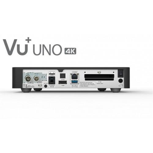 How to flash a VU+ Uno4K - cccam now