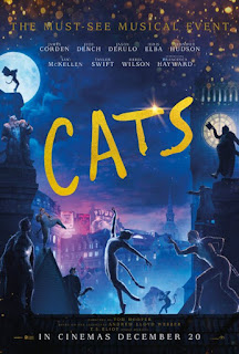 CATS 2019 movie poster