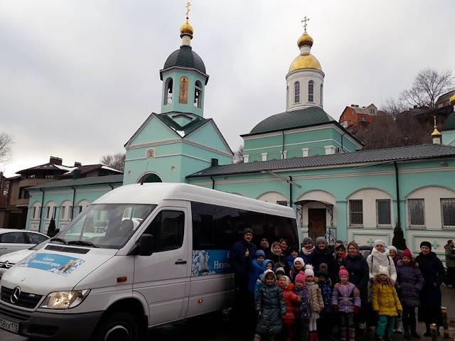 В Никольском храме отметили праздник в честь святителя Митрофана Воронежского