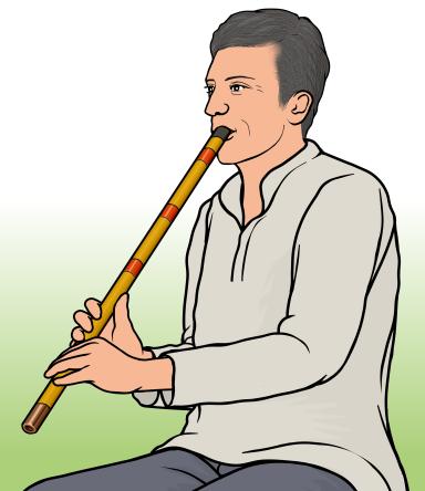 ナーイ ney アラブの縦笛