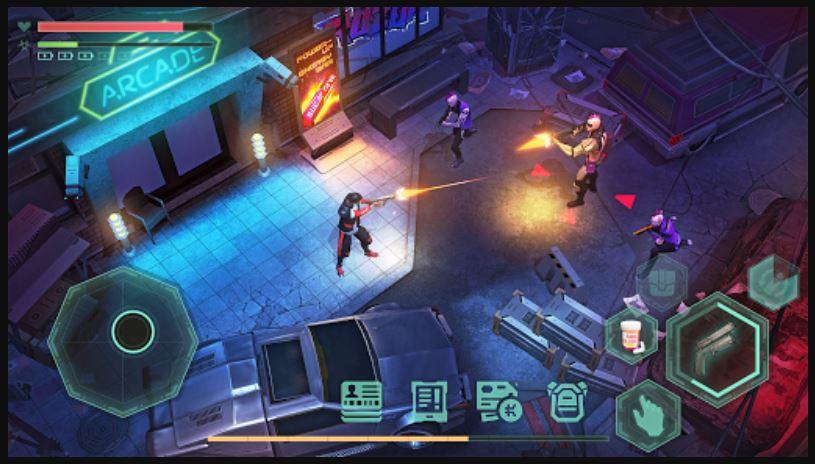 gameplay aplikasi cyberika