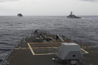 Cina Tingkatkan Keamanan Laut Cina Selatan