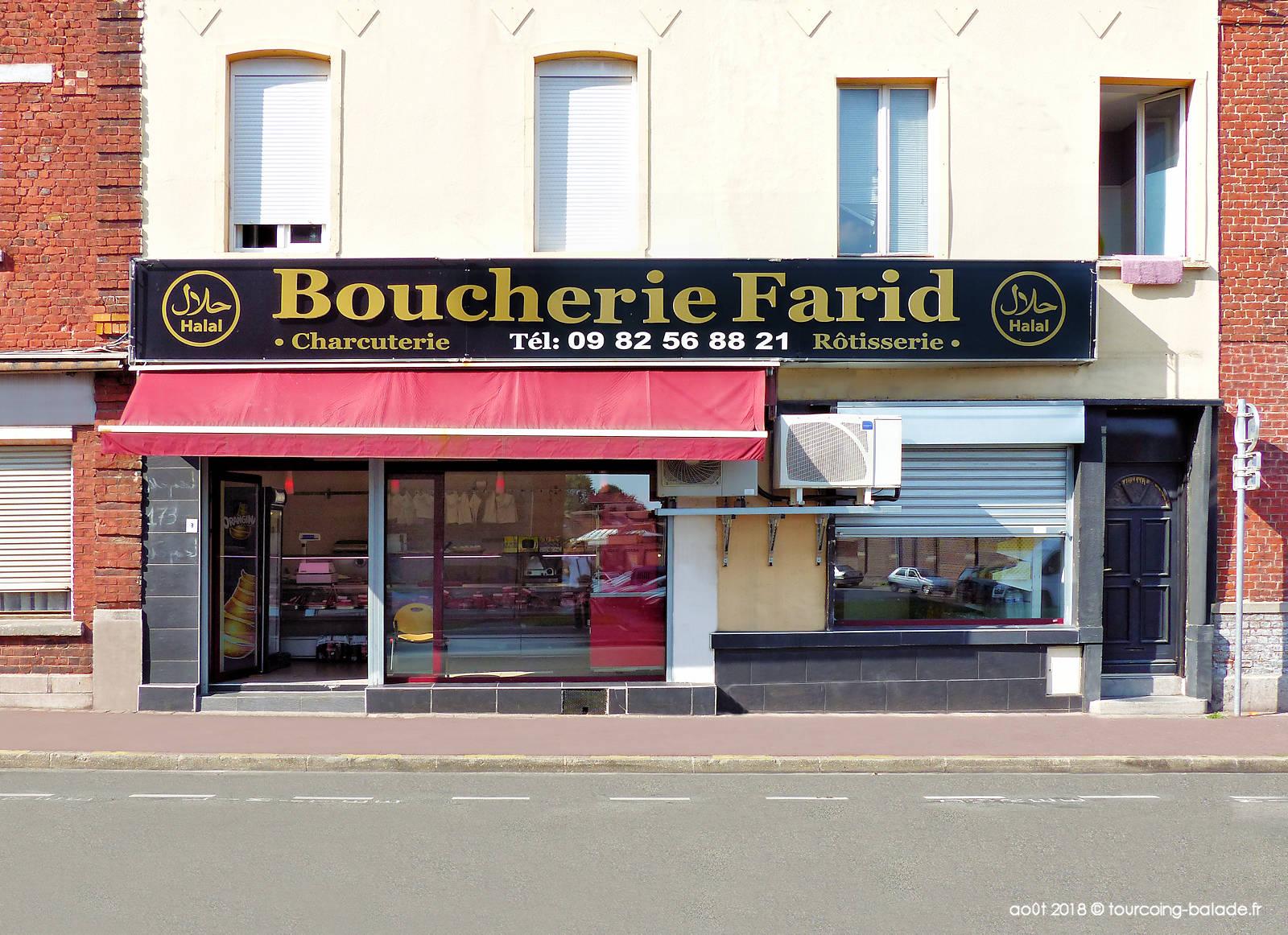 Boucherie Farid Tourcoing.