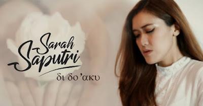 Download Lagu MP3 Sarah Saputri - Di Doaku