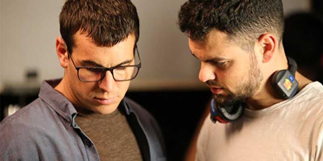 David Victori y Mario Casas finalizan el rodaje de 'No matarás'