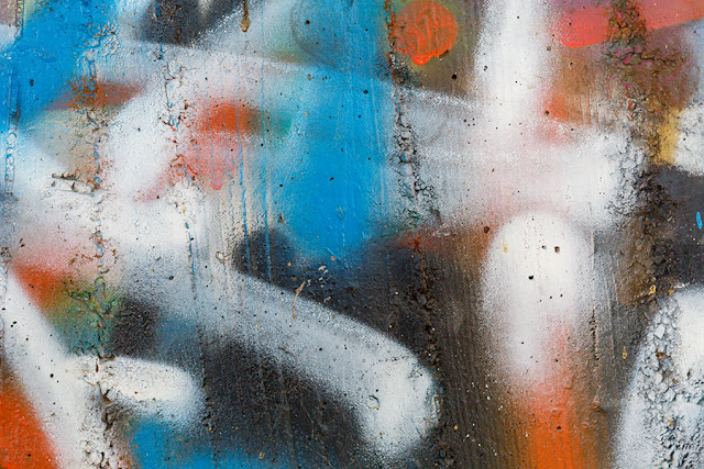 Old Weathered Painted Concrete Texture V3 Free Image
