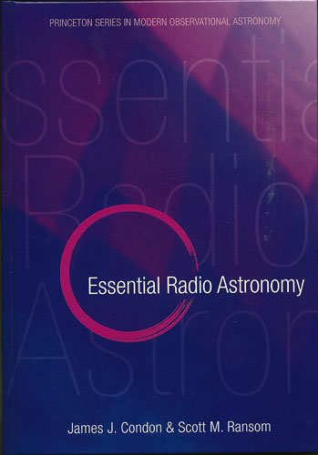 Great textbook augments and covers more detail than in The Great Courses DVDs on Radio Astronomy