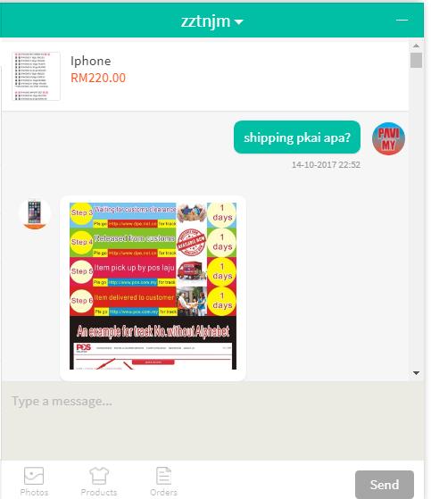 Senarai Scammer Online Malaysia Penipu Dan Scammer Di Shopee
