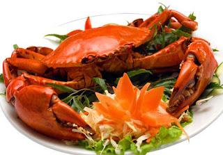 Khử mùi tanh của một số loại hải sản
