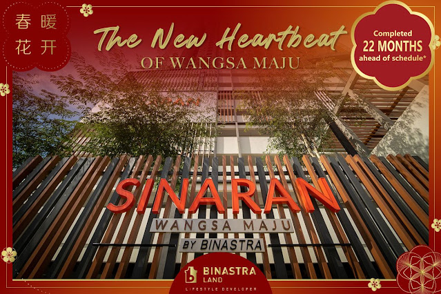 BINASTRA LAND ~ The Most Reliable & Trusted Multi-Award-Winning Boutique Lifestyle Developer In Town