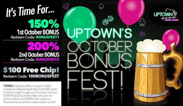 Uptown Aces Bonus Pack
