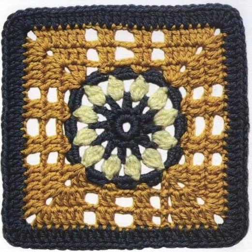 Patron #1817: Margarita a Crochet