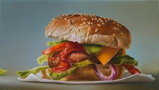 obras-con-escenas-de-comida-hiperrealismo-que-asombra