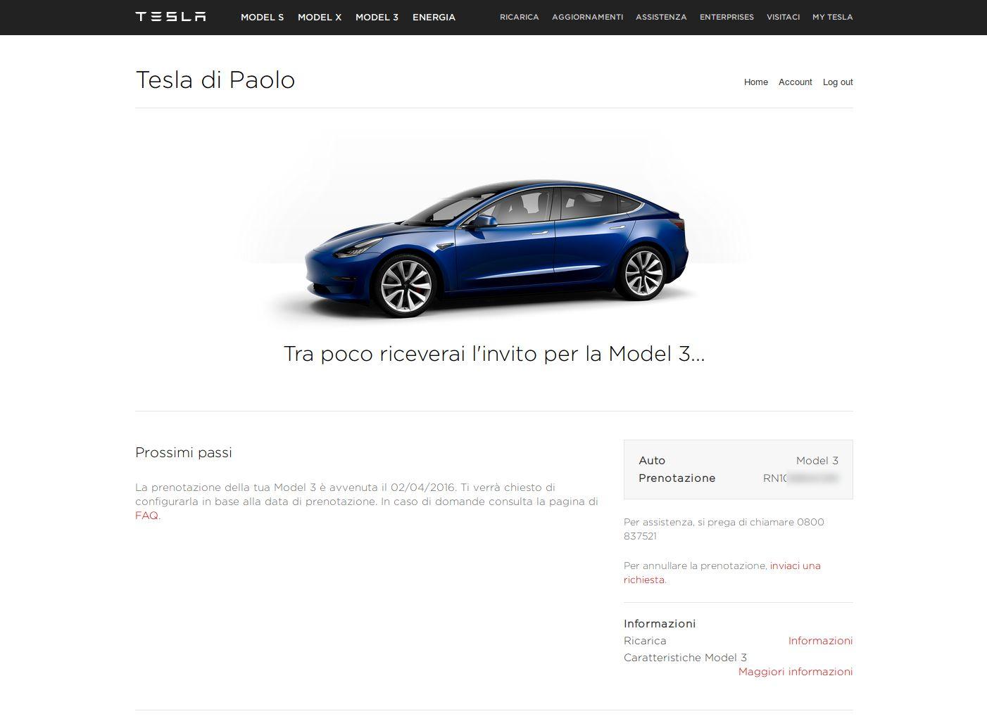 Piastre Di Tesla Funzionano il disinformatico: tesla model 3, prime consegne e qualche