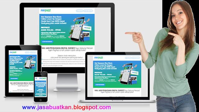 jasa desain blog pribadi murah