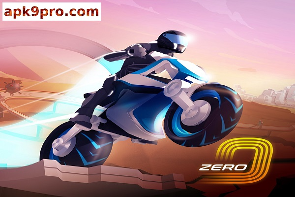 Gravity Rider Zero v1.38.1 Apk + Mod (File size 44 MB) for android