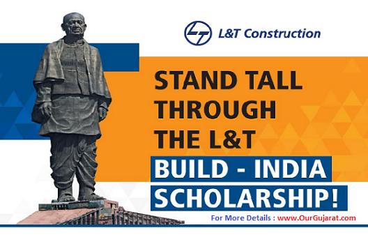 Larsen & Toubro Construction (LnT Build India Scholarship)
