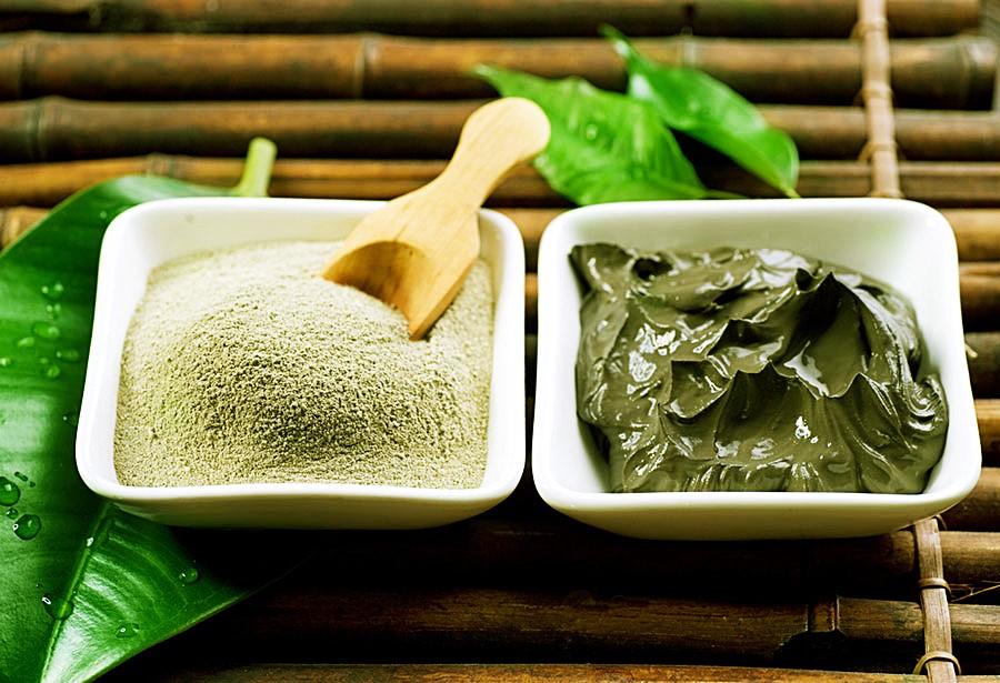 Os benefícios da Argila Verde para cicatrização da pele!