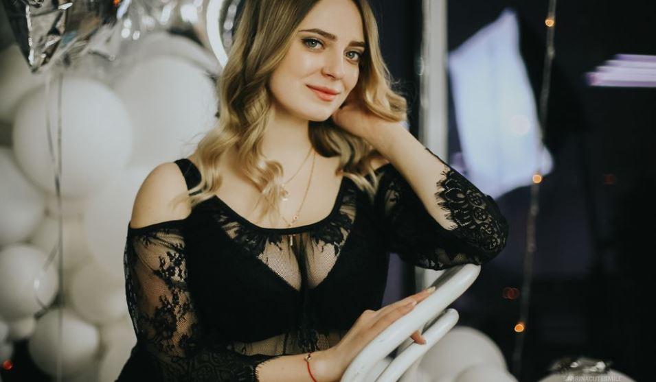 SabrinaLawson Model GlamourCams