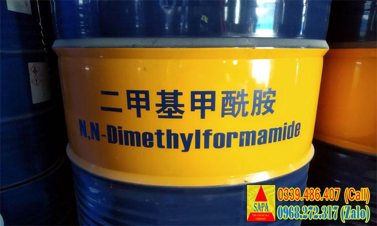 DUNG MÔI DIMETHYL FORMAMIDE (DMF)