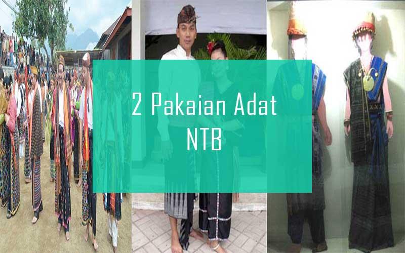 Inilah 2 Pakaian Adat Dari Provinsi NTB (Sasak dan Bima)