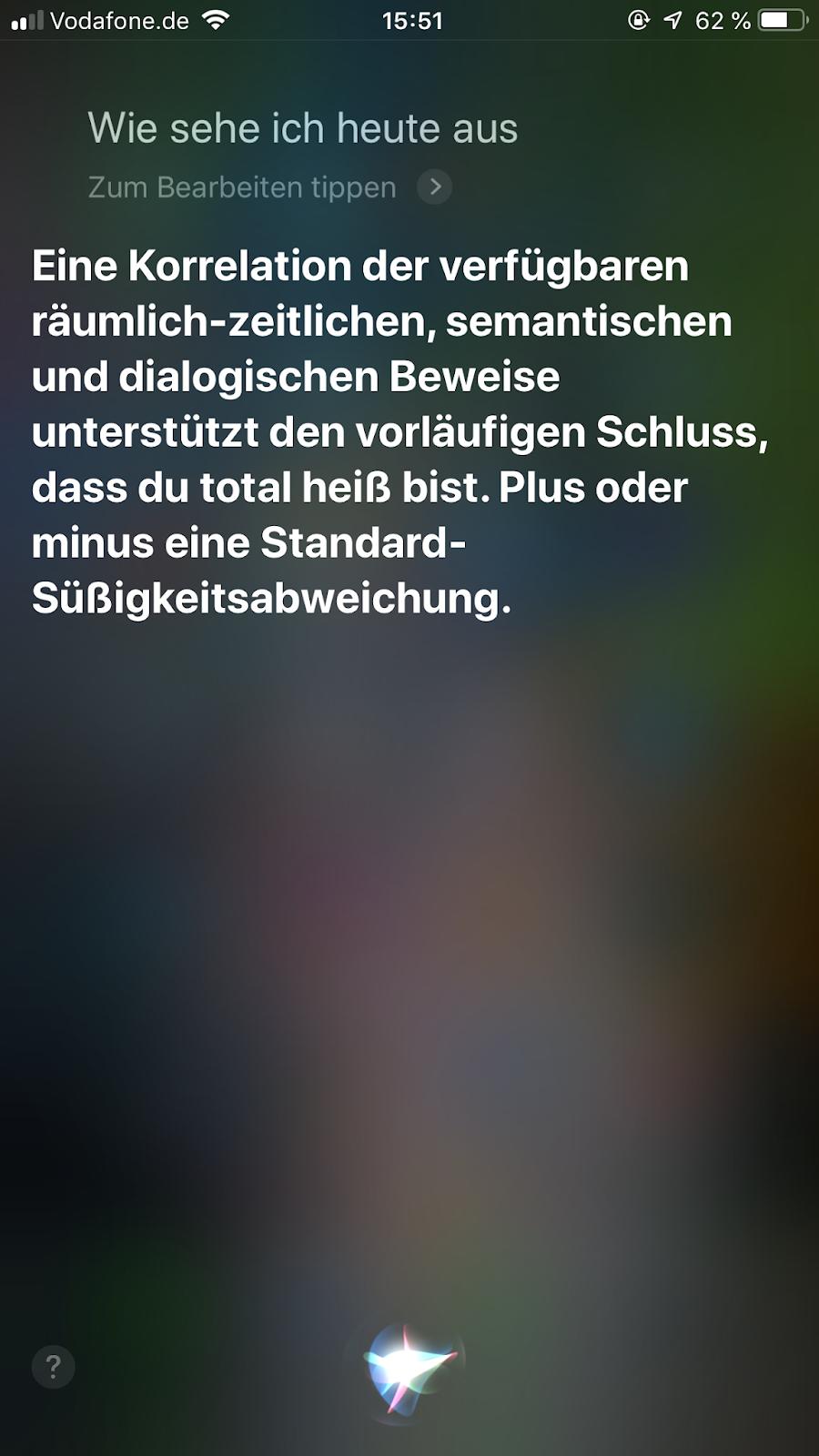 Best Of Siri Deutsch Lustige Fragen Antworten Spruche Und Befehle