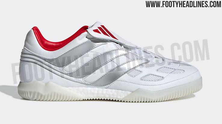 5b9e226e6033 Beckham & Zidane: Spectacular Adidas Predator Icon 25 Year Pack ...
