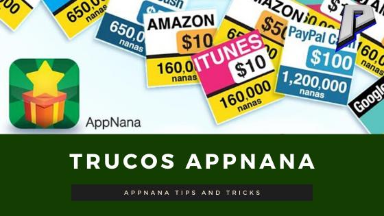 appnana 2020 tips and tricks