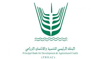 عناوين وارقام فروع بنك التنمية والائتمان الزراعى