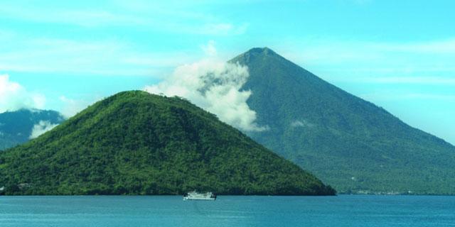 Pantai Pulau Maitara
