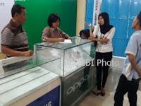 Konter HP Sabar Jaya Ponorogo Dibobol Maling, 166 Unit HP Raib
