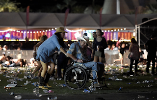 'I'm a Firm Believer in God Now': Emotional Las Vegas Shooting Survivor Says He's No Longer Agnostic—Here's Why