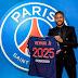 Neymar Extends PSG Deal