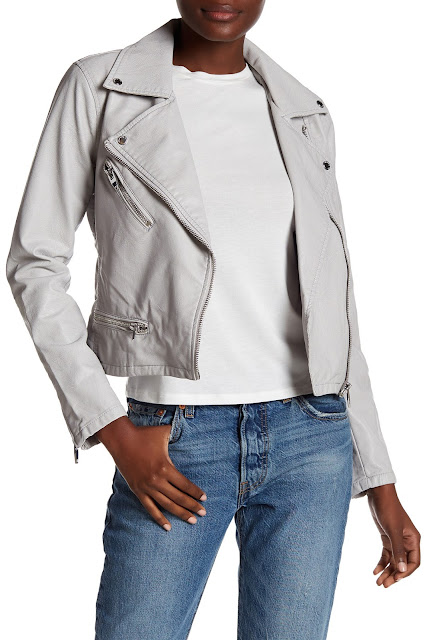 Nordstrom Rack: BlankNYC Moto Jacket only $29 (reg $98)!