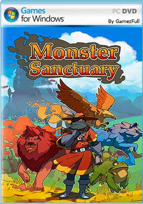 Monster Sanctuary pc gratis