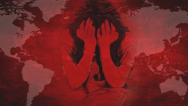 Aligarh accused of raping a six year old child, police came into action after surprise