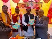 एमएलसी डॉ. राजपाल कश्यप जी अब उत्तर प्रदेश सपा पिछड़ा वर्ग प्रकोष्ठ के अध्यक्ष बनाये गए